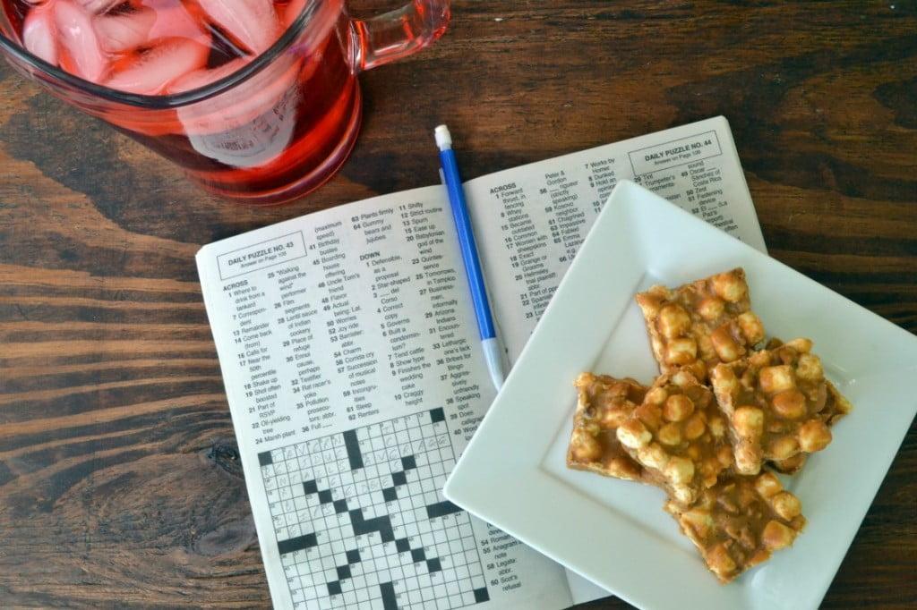 Peanut Butter Marshmallow Bars Recipe