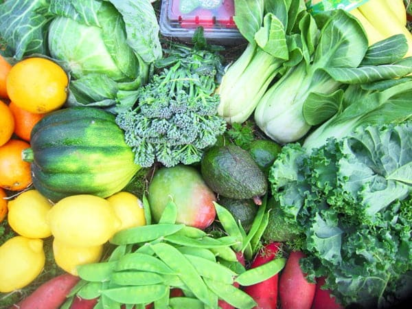 The Winter Park Harvest Festival 2012 will have locally-produced fruits and vegetables and other items for sale or for order.