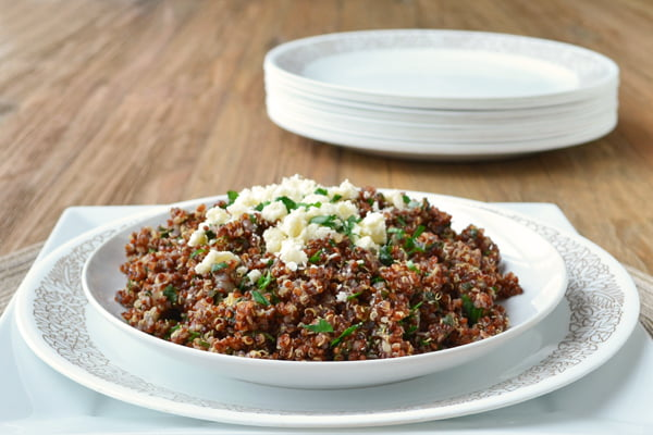 A Warm Winter Tabbouleh Recipe by @cookthestory