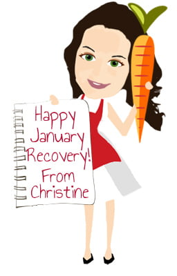 Happy January Recover from Christine