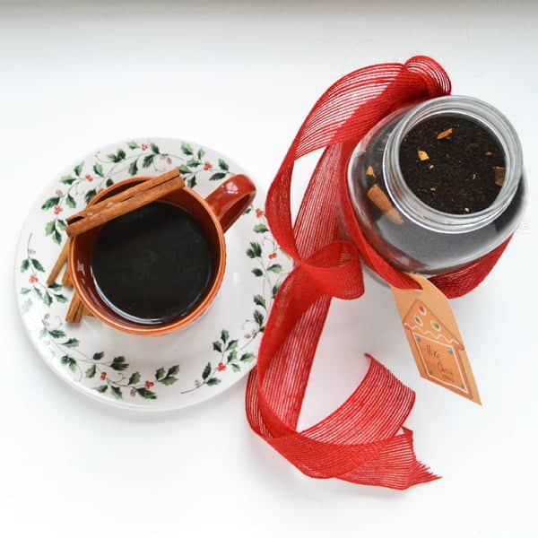 Best Recipes of 2012: Homemade Christmas Coffee Blend