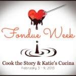 Fondue Week