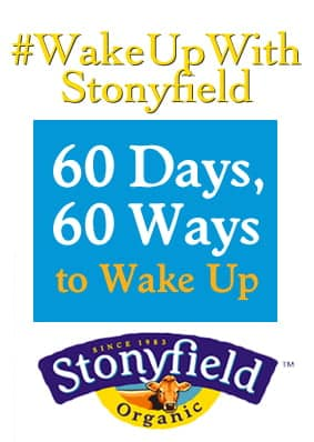 #WakeUpWithStonyfield would love to know which Stonyfield product is your favorite to wake up to. Tell us in the comment section of this pin. Head to this site for more wake up fun http://www.stonyfield.com/wakeup/