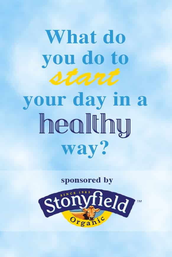 Q#5 What do you do to start your day in a healthy way? Answer the question in the comment section of this pin on the Cook! PinChatLive Pinterest Board for you chance to win. 1 answer per question per person please. http://pinterest.com/cookthestory/cook-pinchatlive