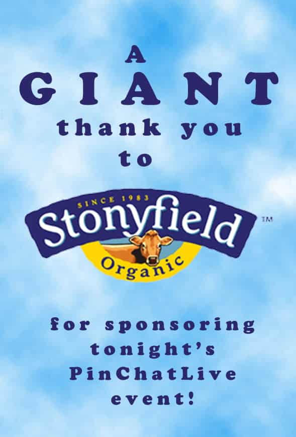 SThank you Stonyfield and the #WakeUpWithStonyfield campaign: http://www.stonyfield.com/wakeup/