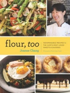 Cookbook Giveaway: Flour, too by Joanne Chang (plus Stonyfield Yogurt Coupons). Click to enter to win.