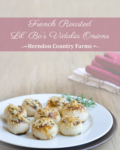 French Roasted Onions Recipe