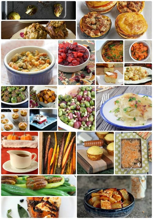 52 Easy Thanksgiving Side Dishes Everything You Need For A Happy Holiday Celebration From