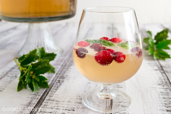 Best Champagne Punch Recipe
