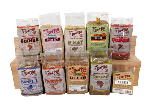 Bob's New Grains to Try Giveaway