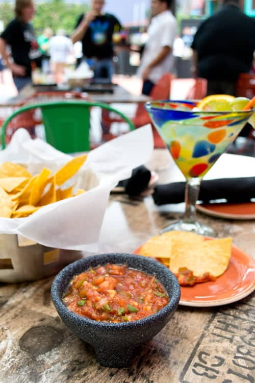 Antojitos Authentic Mexican Food at Universal Orlando's City Walk Review
