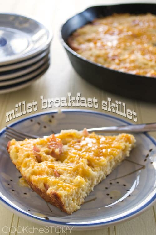 millet breakfast recipes
