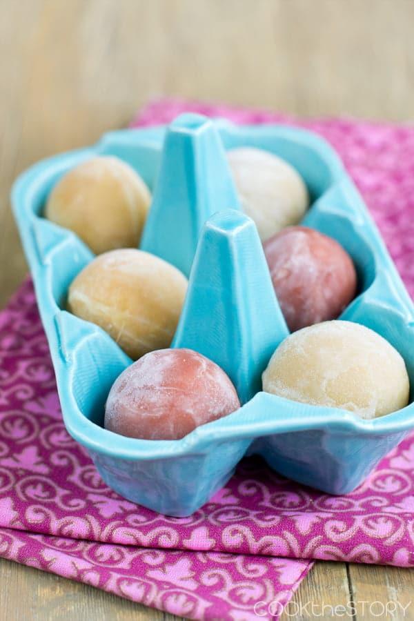 Stonyfield Frozen Yogurt Pearls