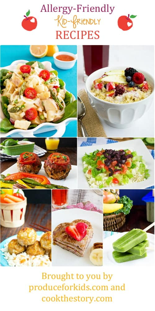 allergy friendly recipes that kids will love
