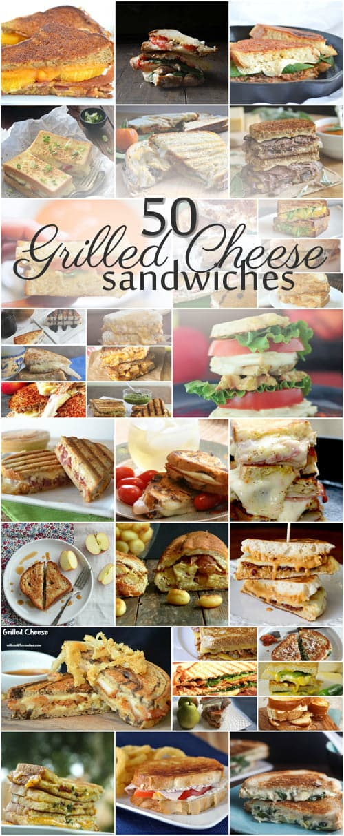 grilled cheese collage text 500w