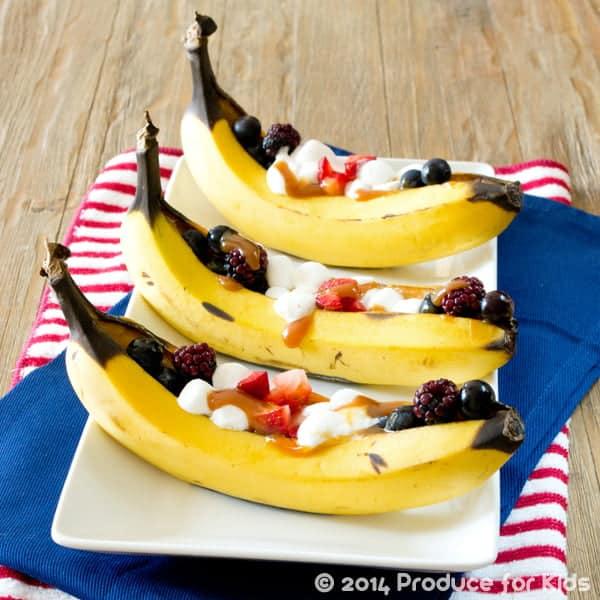Banana Boats Cooked Square copy