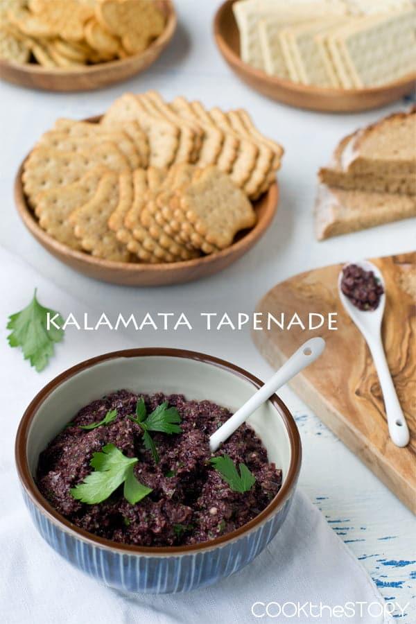 Quick Kalamata Tapenade Recipe