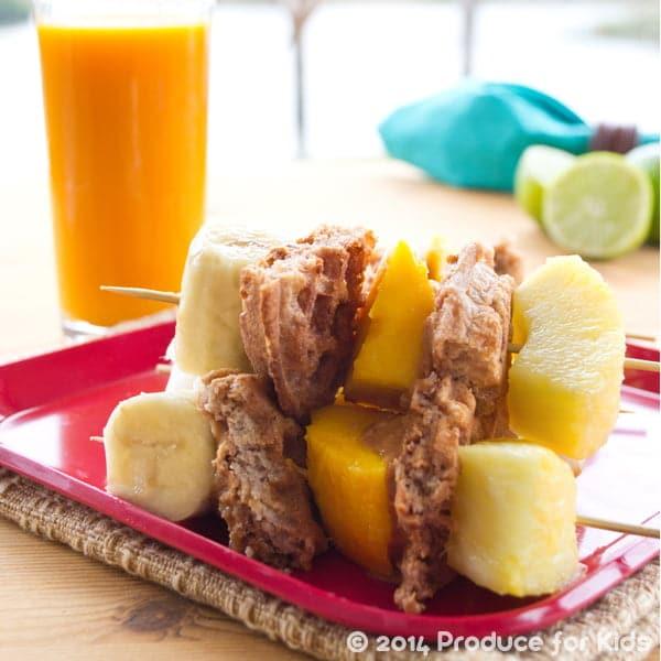 Tropical Breakfast Skewers square copy