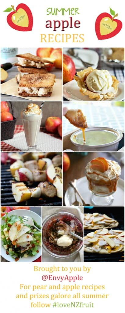 Envy Apple Collage 500px