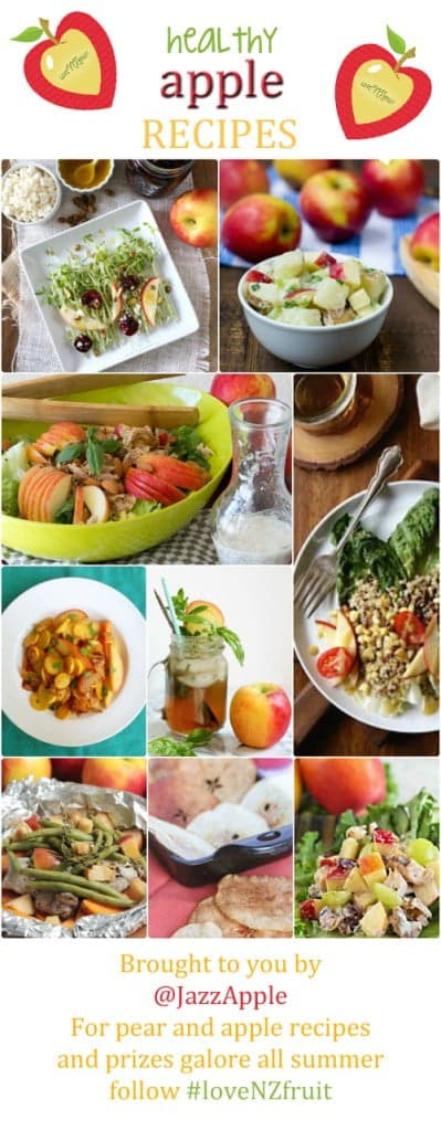 Healthy and Delicious Apple Recipes
