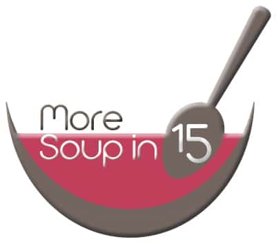 Click here for more Soup in 15 recipes