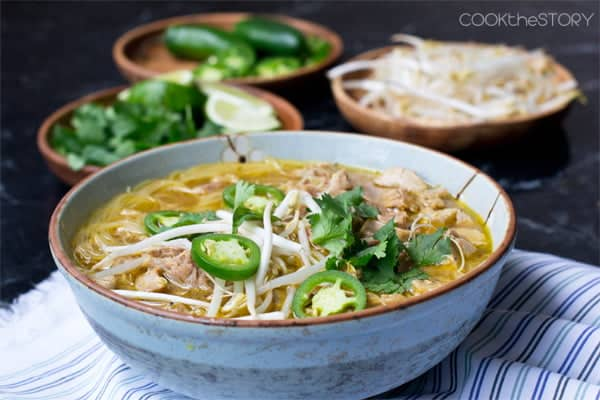 Leftover Turkey Pho Recipe