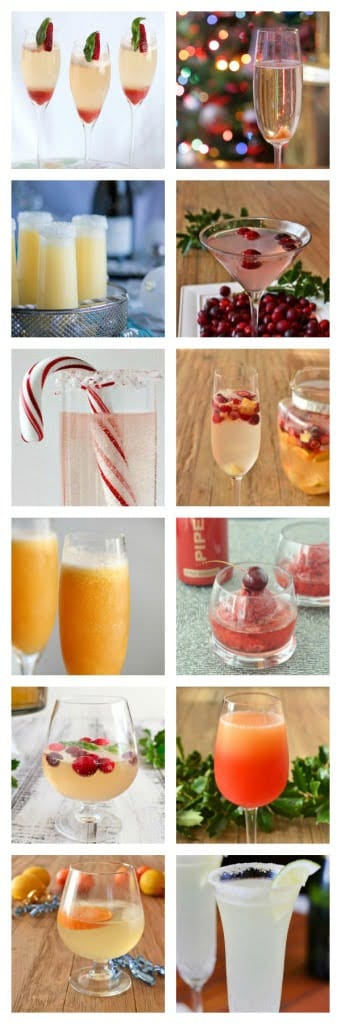 18 amazing champagne cocktail recipes to help you celebrate the holidays