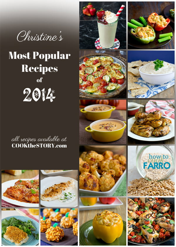Best Recipes of 2014 Portrait text 600
