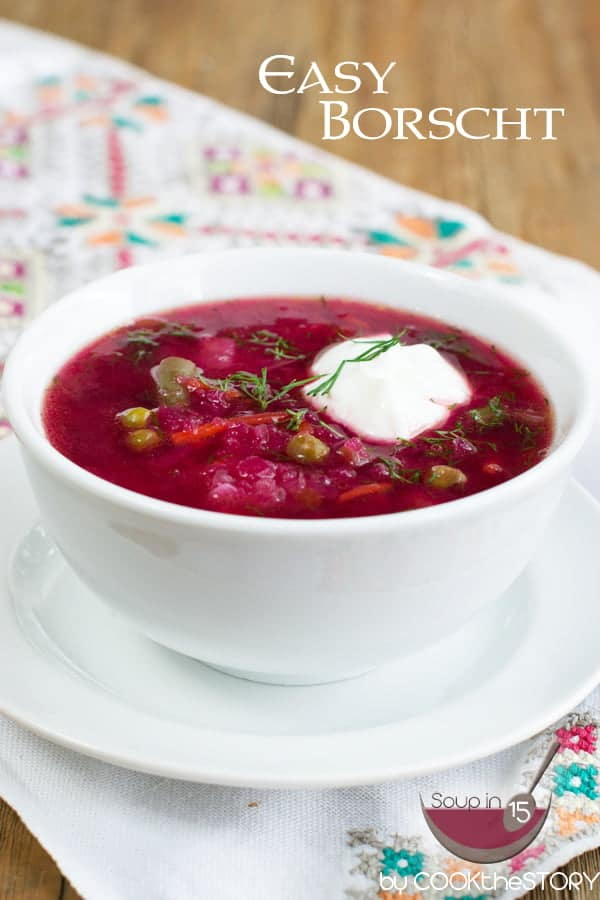 recipe: cold borscht recipe canned beets [15]
