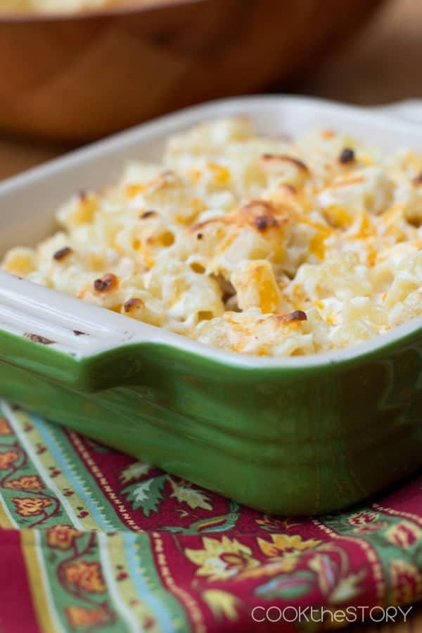 Macaroni and Cheese Dip!