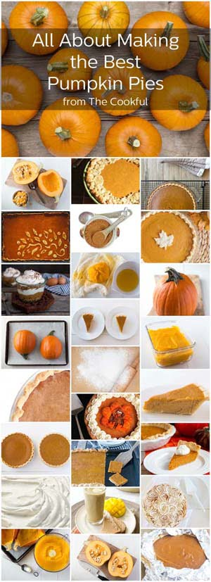 All About Making the Best Pumpkin Pies at TheCookful.com