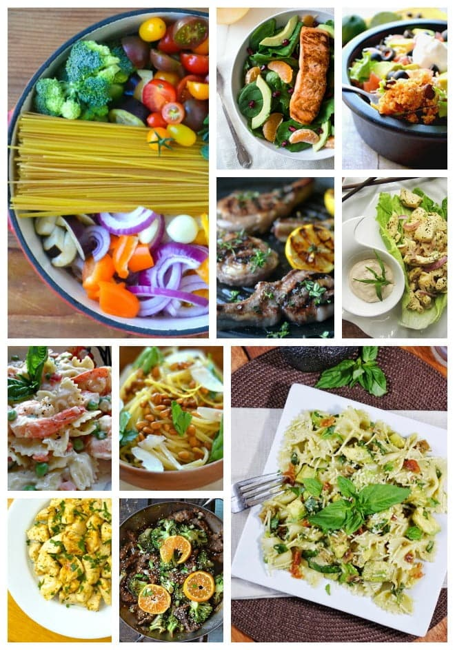 Healthy Quick Dinner Recipes in Under 15 Minutes