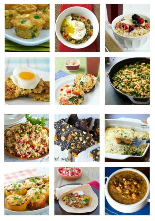 Over 12 Delicious and Easy Quinoa Recipes