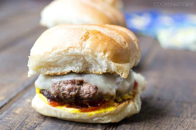 Grilled Best Burger