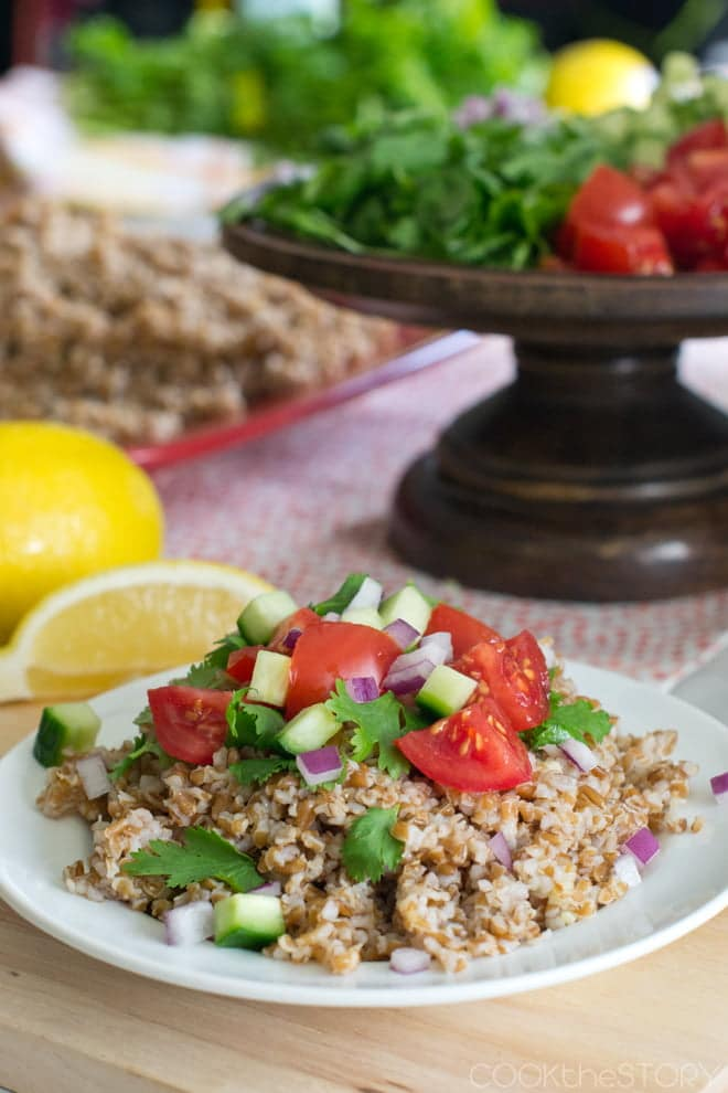 Kid-Friendly Tabouleh