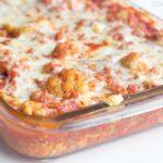 Italian Cauliflower and Quinoa Bake