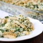 Spinach and Artichoke Pasta Bake Recipe