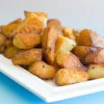 How to make roasted potatoes perfectly